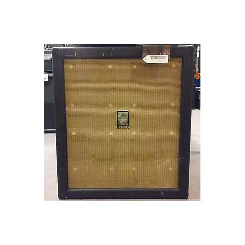 In Store Used 4X12 Black Wash Bass Cabinet