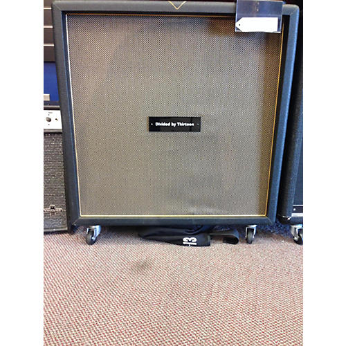 Divided By 13 4X12 Cabinet Guitar Cabinet