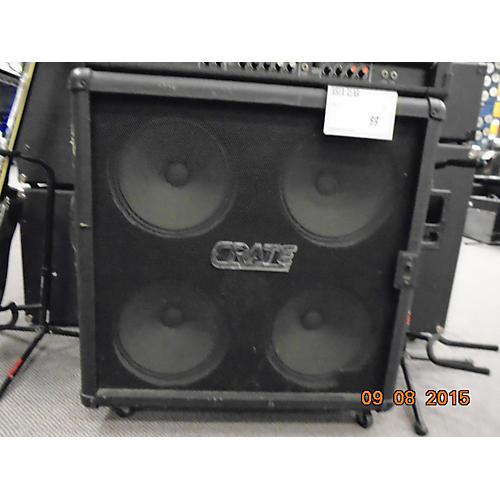 Crate 4X12 Guitar Cabinet