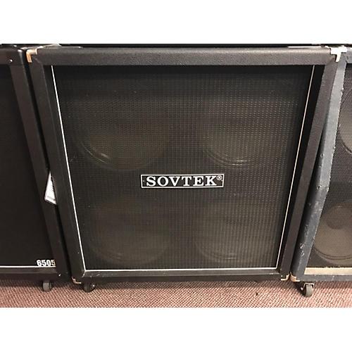 Sovtek 4X12 Guitar Cabinet