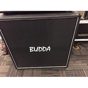 Pre-owned Budda 4X12 Guitar Cabinet by Budda