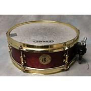 Chicago Custom Percussion 4X12 Maple/Mahogany Drum