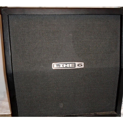 Line 6 4X12 SLANT CAB Guitar Cabinet