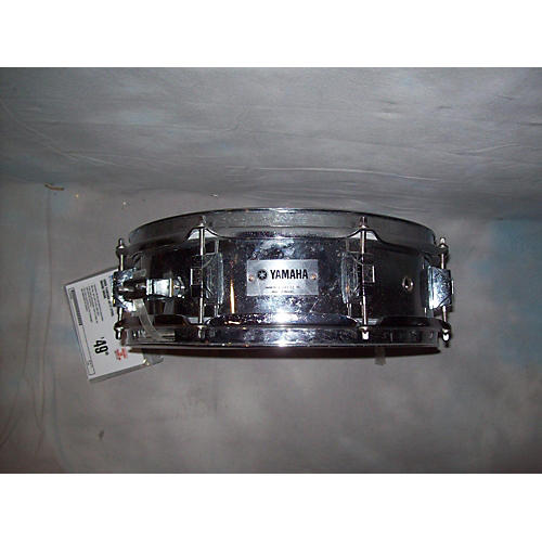 Yamaha 4X12 STEEL SNARE Drum-thumbnail