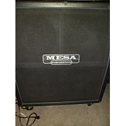Mesa Boogie 4X12 Stereo Straight Guitar Cabinet