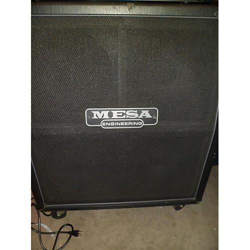 Mesa Boogie 4X12 Stereo Straight Guitar Cabinet-thumbnail
