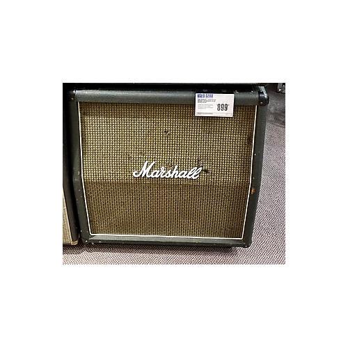 Marshall 4X12 W/ ORIGINAL CREAMBACKS (55 HZ) Guitar Cabinet
