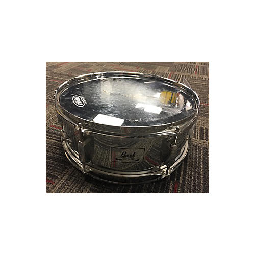 Pearl 4X13 SS Steel Snare Drum-thumbnail