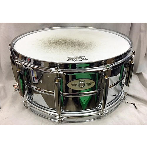 Pearl 4X13 Steel Shell Drum