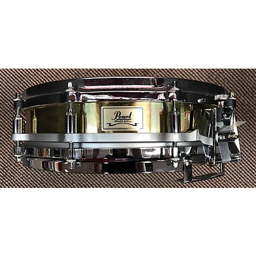 Pearl 4X14 Brass Shell Drum