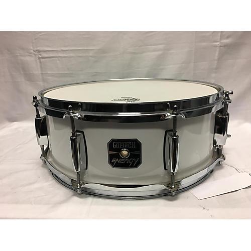 used gretsch drums 4x14 energy snare drum guitar center. Black Bedroom Furniture Sets. Home Design Ideas