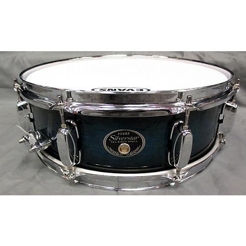 Tama 4X14 Silverstar Snare Drum-thumbnail