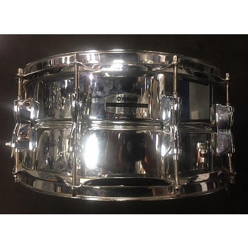 used yamaha 4x14 stage custom snare drum guitar center. Black Bedroom Furniture Sets. Home Design Ideas