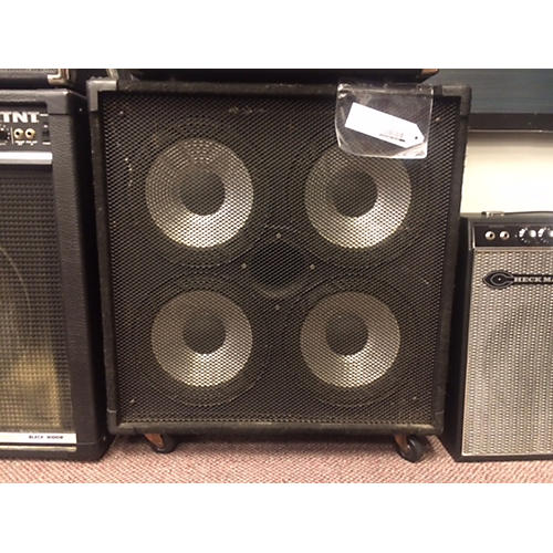 Miscellaneous 4x10 Bass Cabinet