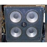 Hartke 4x10 Bass Cabinet