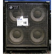 SWR 4x10 Bass Cabinet