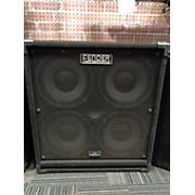 Fender 4x10 Bassman Bass Cabinet
