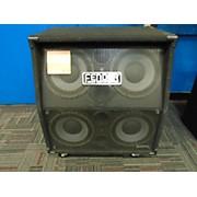 Fender 4x10 Pro Bass Cab Bass Cabinet