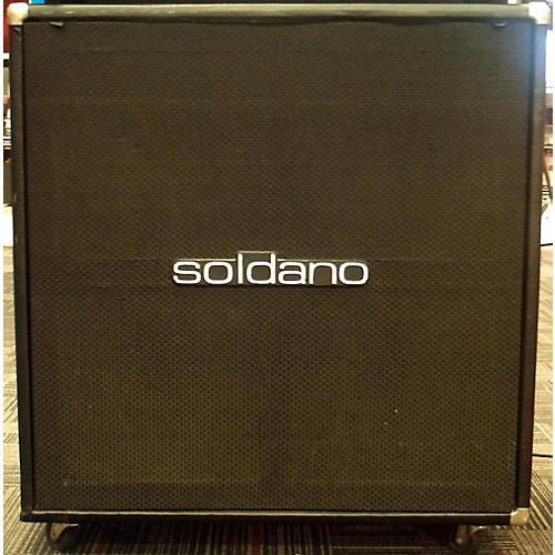 Soldano 4x12 200W Slant Guitar Cabinet