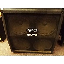 Crate 4x12 Cabinet Guitar Cabinet