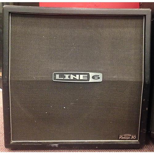 Line 6 4x12 Celestion Vintage 30's Guitar Cabinet