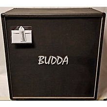 Budda 4x12 EXTENSION CAB CLOSED BACK 300W Guitar Cabinet