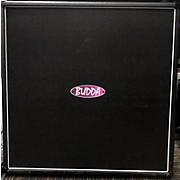 Budda 4x12 Extensioncab Guitar Cabinet