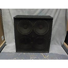 Miscellaneous 4x12 Guitar Cabinet