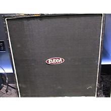 Budda 4x12 Guitar Cabinet