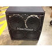 Mesa Boogie 4x12 Slant Guitar Cabinet