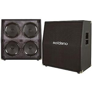 Soldano 4x12 Slant Speaker Cabinet