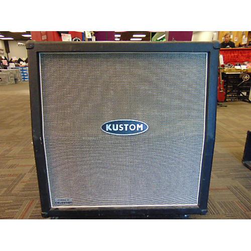 Kustom 4x12 Speaker Cabinet Guitar Cabinet