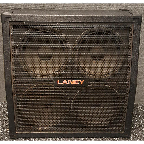 Laney 4x12 Speaker Cabinet Guitar Cabinet-thumbnail