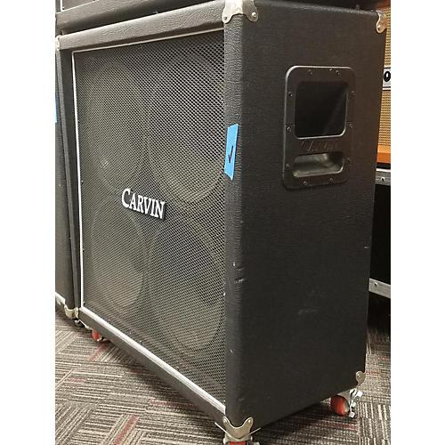 used carvin 4x12 straight guitar cabinet guitar center. Black Bedroom Furniture Sets. Home Design Ideas
