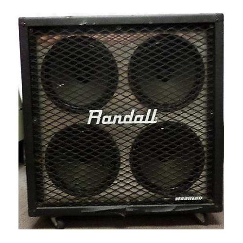 Randall 4x12 Warhead Guitar Cabinet