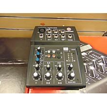 Harbinger 5 Channel Compact Mixer Unpowered Mixer