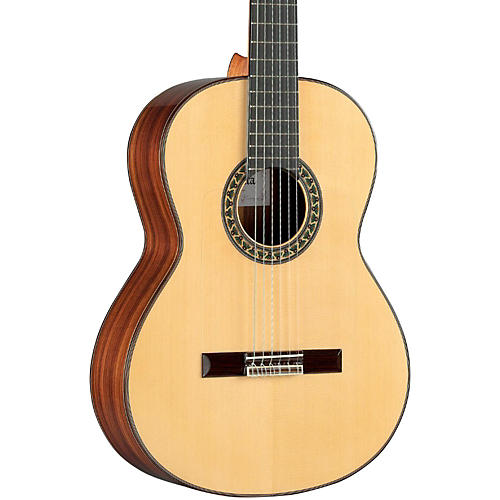 Alhambra 5 Fp Flamenco Acoustic Guitar-thumbnail