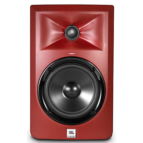 JBL 5-Inch Powered Studio Monitor - Limited Edition Matte Red