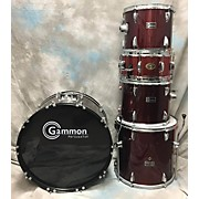 Gammon Percussion 5-PIECE Drum Kit