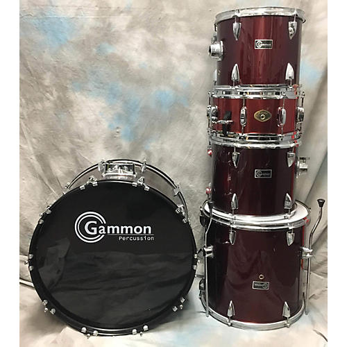 Gammon Percussion 5-PIECE Drum Kit-thumbnail