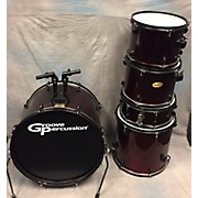 Groove Percussion 5 Pc Drum Kit Drum Kit