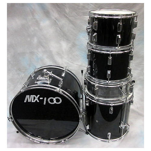 In Store Used 5 Piece ACOUSTIC DRUM SET Drum Kit-thumbnail