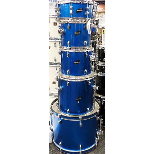 Ludwig 5 Piece Accent CS Drum Kit