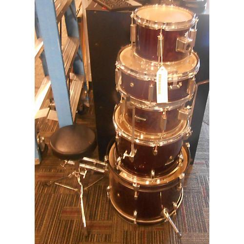 Ludwig 5 Piece Accent CS Kit Drum Kit