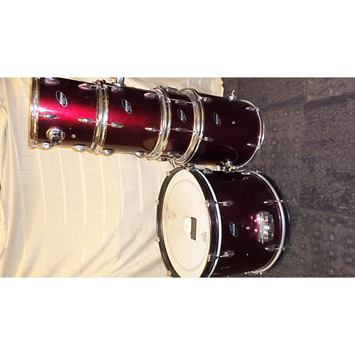 Ludwig 5 Piece Accent Combo Drum Kit-thumbnail
