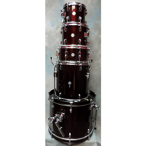 Ludwig 5 Piece Accent Drum Kit