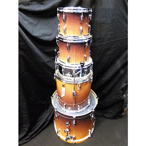 Pearl 5 Piece Artisan II Vision Drum Kit