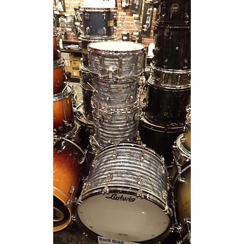 Ludwig 5 Piece Classic Drum Kit