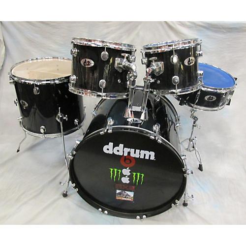 Ddrum 5 Piece D2 Drum Kit-thumbnail