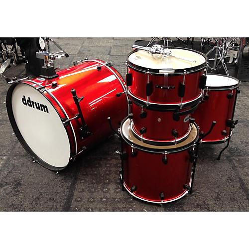 Ddrum 5 Piece Diablo Drum Kit